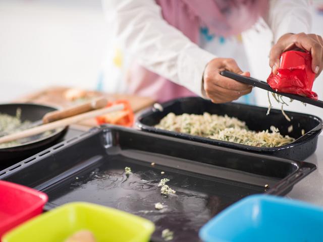 kennenlernen beim kochen)